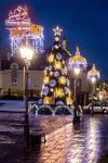 """Bielsko-Biała zwycięzcą świątecznego plebiscytu """"Świeć Się z ENERGĄ"""" . Tytuł miasta z najpiękniejszą iluminacją świąteczną w Polsce przyznany po raz piąty"""