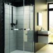 Ściana w łazience, ściana w kabinie