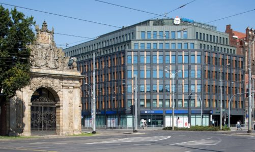 Kompleks biurowy Brama Portowa sprzedany